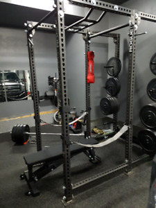Rogue monster rack and accessories