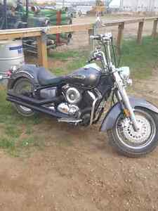 2009 yamaha vstar priced to sell