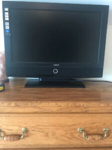 Daenyx HD TV 27 inch with DVD player, USB and HDMI plug in