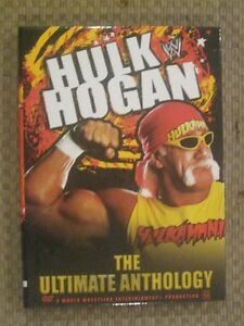 WWE Hulk Hogan The Ultimate Anthology