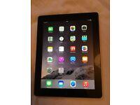NEW iPad 4th generation 16GB WIFI + Cellular