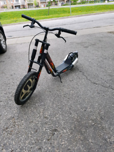 Chopper scooter ---Big, great for kids 7/8+