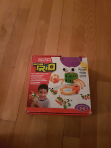 Fisher-Price Trio