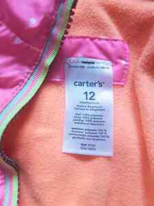 Girls Carters coats 2 available  (12 and 18 mnts) Kitchener / Waterloo Kitchener Area image 4