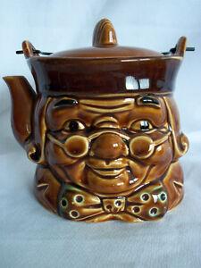 Toby Jug Teapot