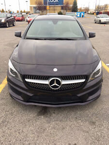 2015 Mercedes-Benz CLA250 4 Matic  Lease takeover/ Transfert