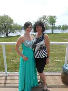 Prom Dress Size 4 For Sale Cornwall Ontario image 1
