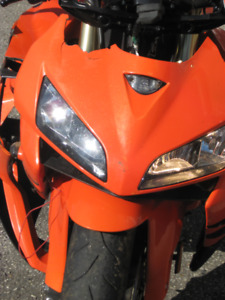 Honda Cbr600rr Parts New Used Motorcycles For Sale In Ontario