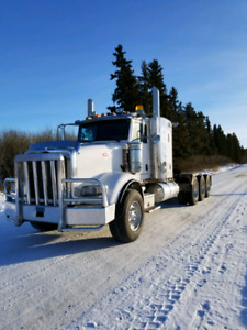 2012 Peterbilt Tridrive with $20,000+ just invested