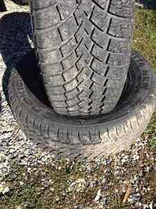 225/60/R15 winter tires (2 only)