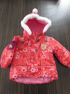 Manteau d'hiver 12 mois