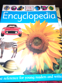 2 books like new How to draw and encyclopedia