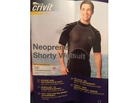 Wetsuit and diving boots