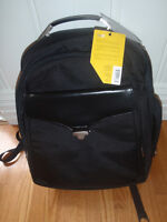 brand new init 17in laptop backpack never used 80 new