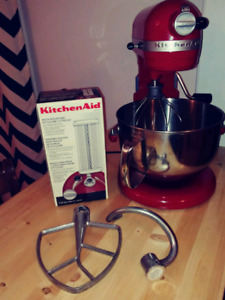 KitchenAid Pasta Maker - Brand New
