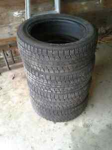 225 55 18 dunlop winter tires Regina Regina Area image 3