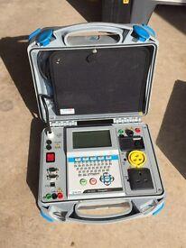 PAT Tester Metrel Omega Pat Plus MI3305 Portable Appliance Tester