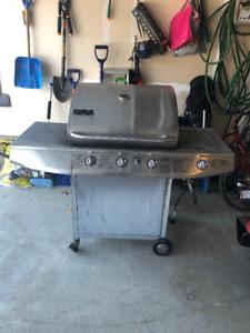 Charminglow 3 Burner BBQ