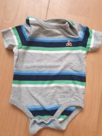 Gap boys baby vest