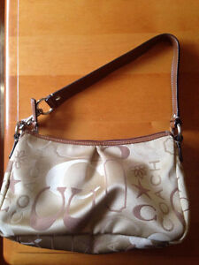 Authentic Used Coach Purse