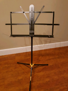 Hercules music stand never used