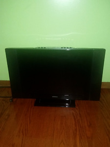 LCD TV (flat screen)