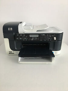 HP Officejet J6450 All-in-One Printer w/ ink cartridges $80 OBO