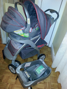 safety first travel system new condition