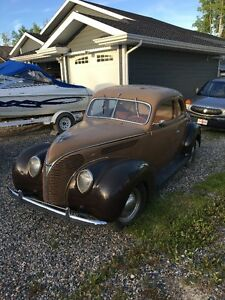 Original 1938 Ford Coupe Deluxe