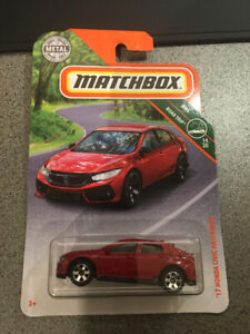 Matchbox 2017 Honda Civic Hatchback