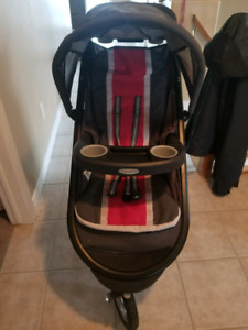 Graco Fast Action Click Connect Stroller
