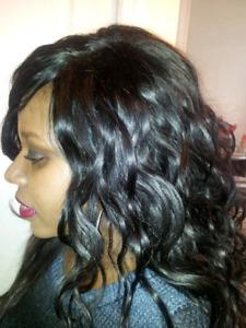 Tresses africaines et coiffure
