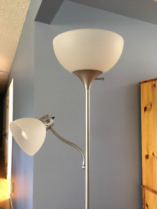 Freestanding lamp/ Torchiere