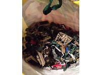 Toy soldiers, Army vehicles, cars