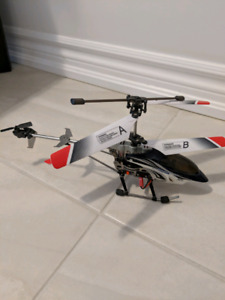 Litehawk rc helicopter
