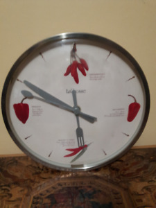 Nice Beautiful Old LaCrosse Wall Clock for your Kitchen