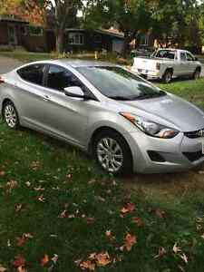 2013 Hyundai Elantra Sedan Peterborough Peterborough Area image 3
