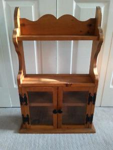 Decorative Wooden Shelf