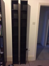 Ikea Storage towers £15 for pair