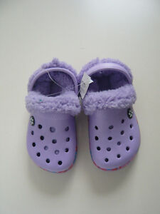 Brand new baby girl winter indoor shoes, size 5