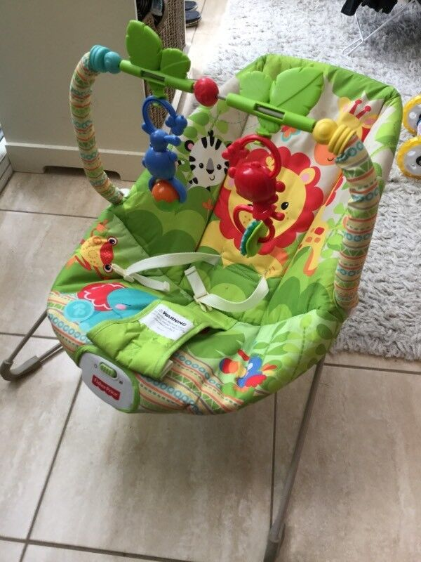 Fisher-Price Baby Bouncy Chair