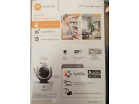 Motorola home video camera / baby monitor