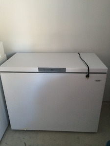 Danby freezer - new 10 cu ft