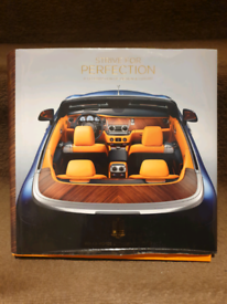 Strive For Perfection- Rolls-Royce enthusiasts' club book