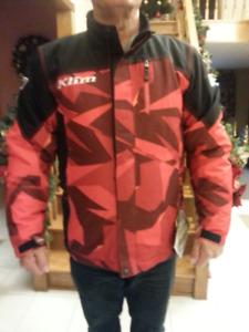 New KLIM snowmobile jacket