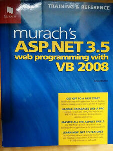 Murach's Asp. Net 3.5 Web Programming VB 2008 By: Anne Boem