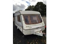 1998 swift corniche 2 berth with awning & many extra