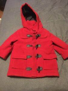 Boys dress jacket- Janie and Jack brand - 12-24 months