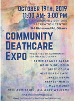 Community Deathcare Expo - October 19