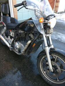 1986 Honda Shadow 1100cc